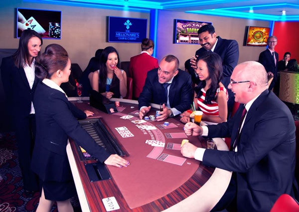 Southend casino poker